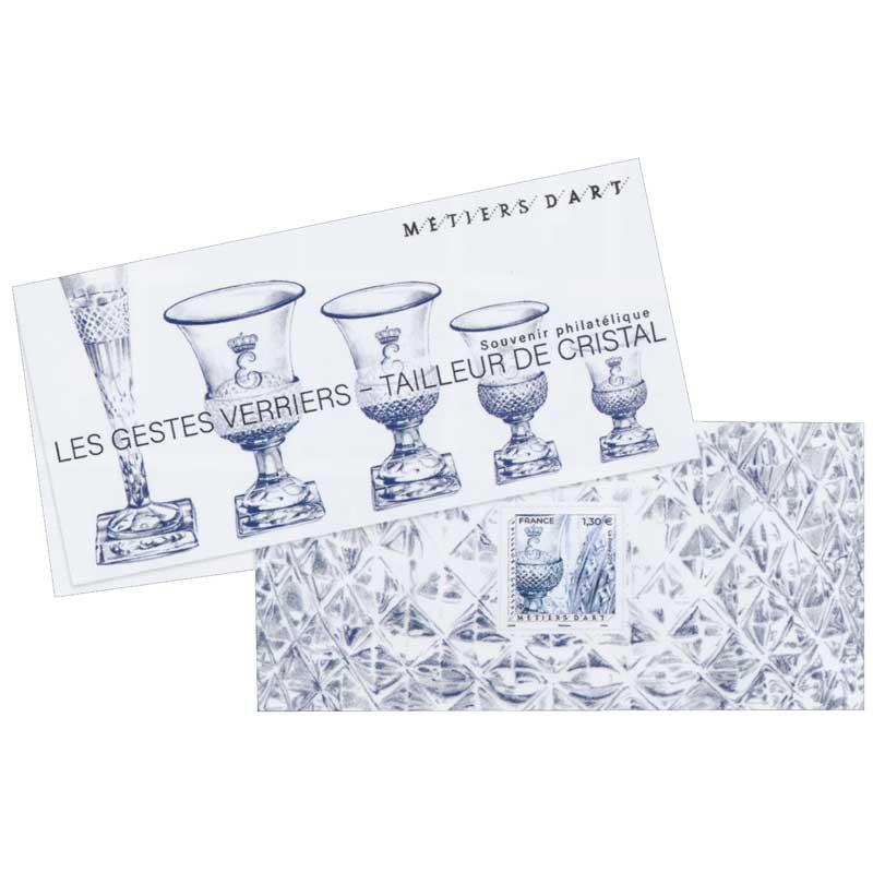 2019 Les gestes verriers - Tailleur de cristal