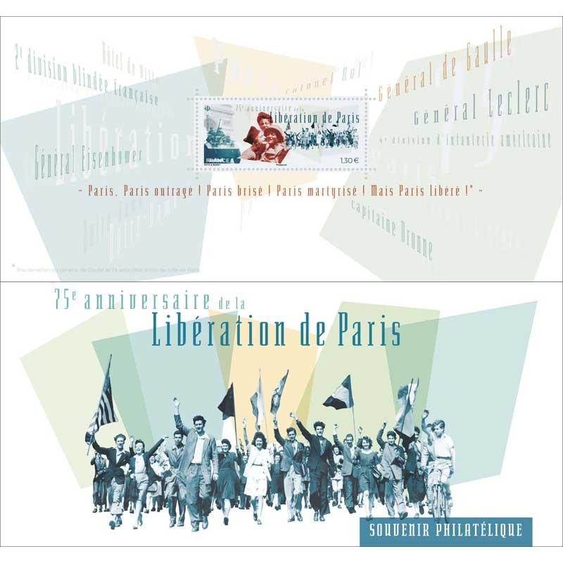 2019 75e anniversaire de la Libération de Paris