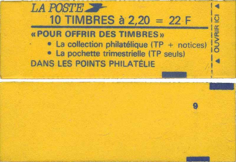 Pour offrir des timbres