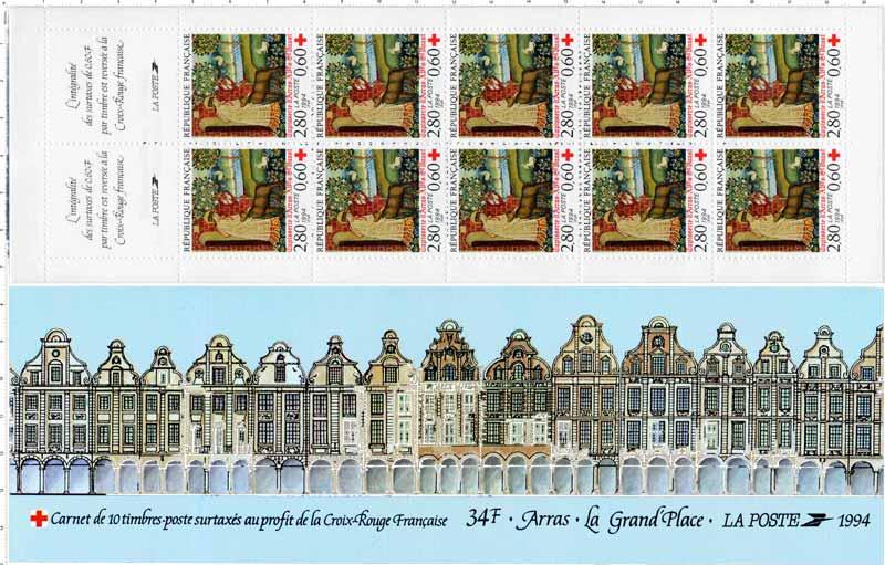 Arras. La Grande Place
