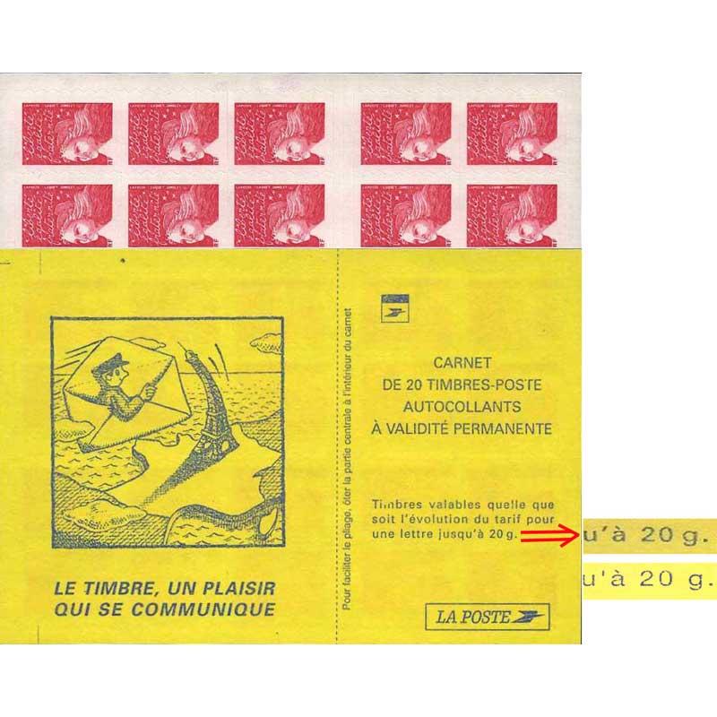 2001 DAB Galeron Le timbre un plaisir qui se communique