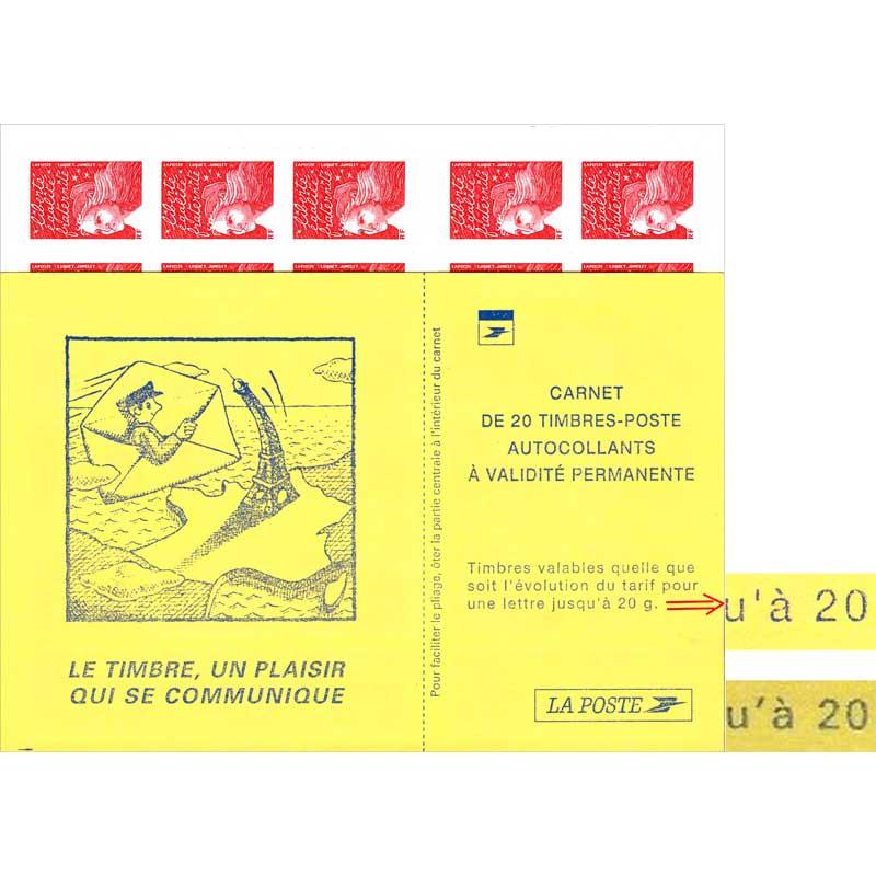 1999 Le timbre un plaisir qui se communique