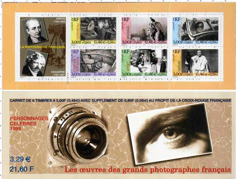 1999 Les œuvres des grands photographes français