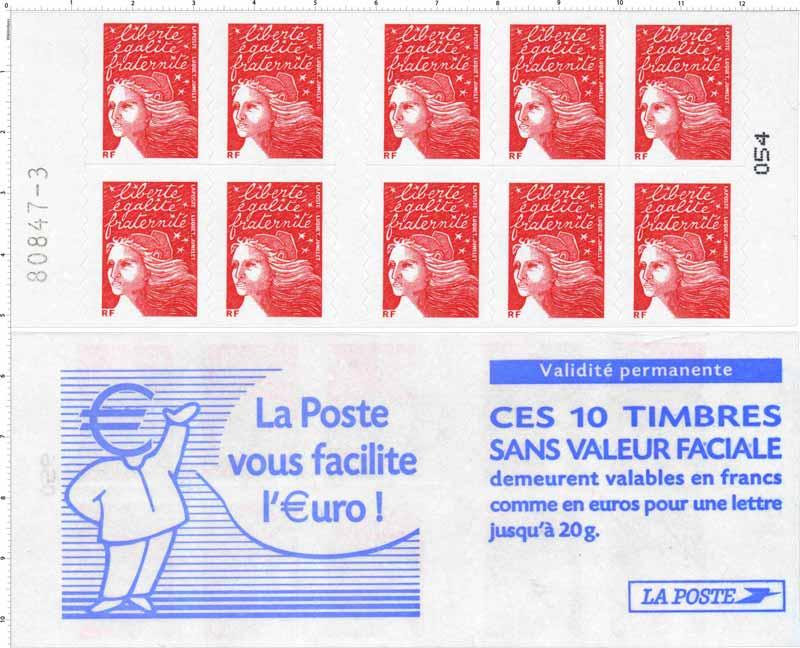La Poste vous facilite l'euro