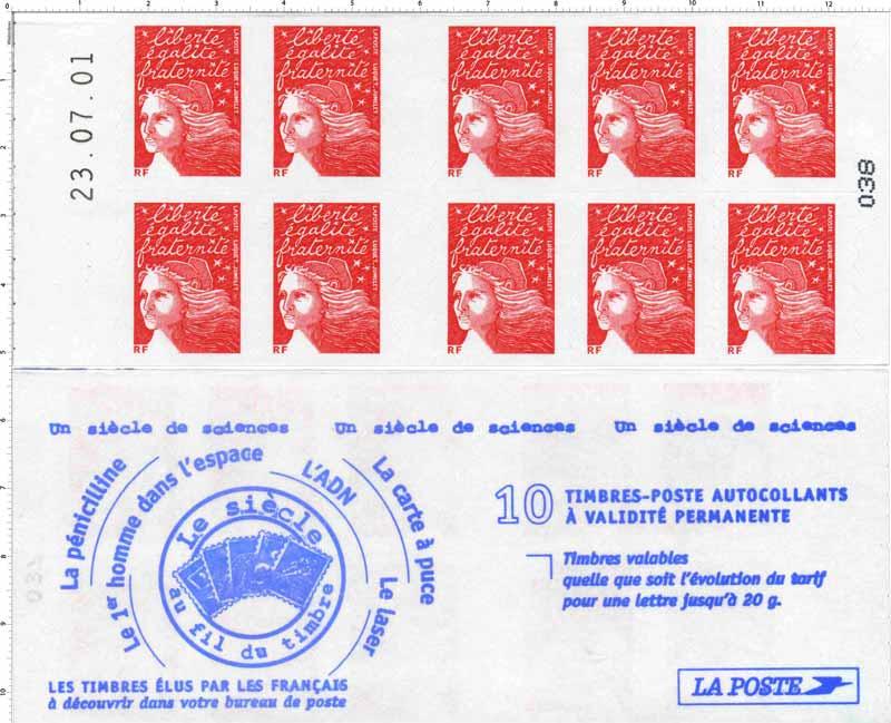 Le siècle au fil du timbre