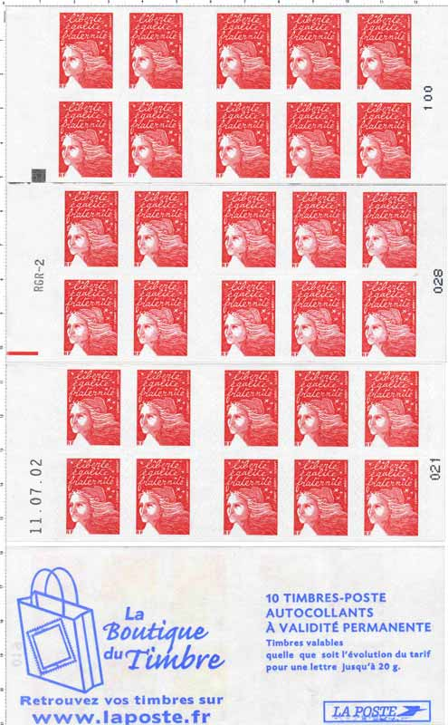 La boutique du timbre
