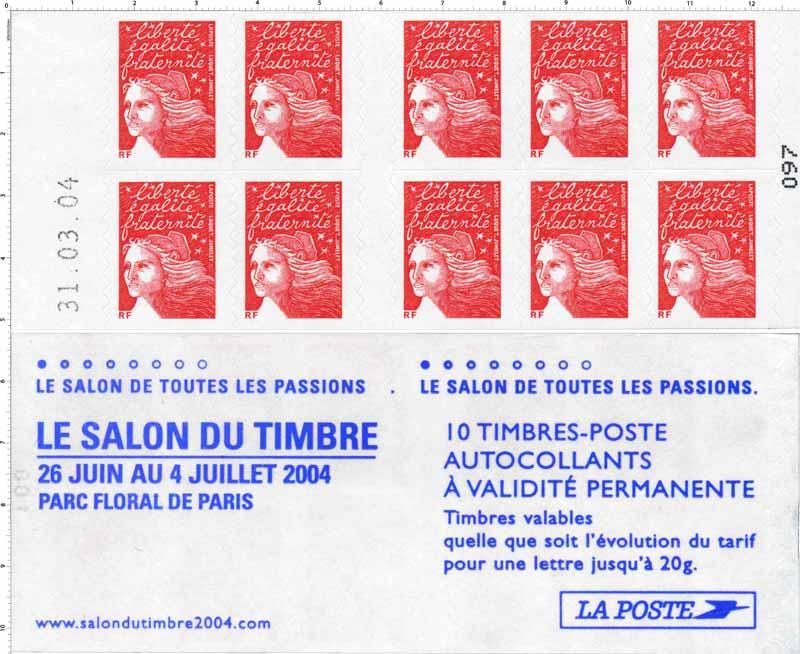 Le salon du timbre