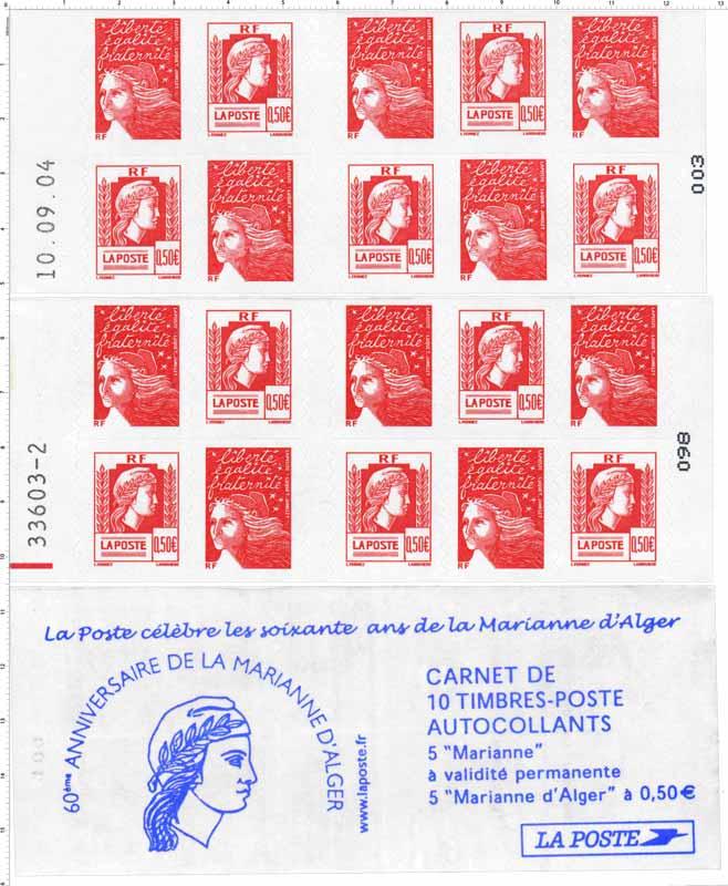 60 ans de la Marianne d'Alger
