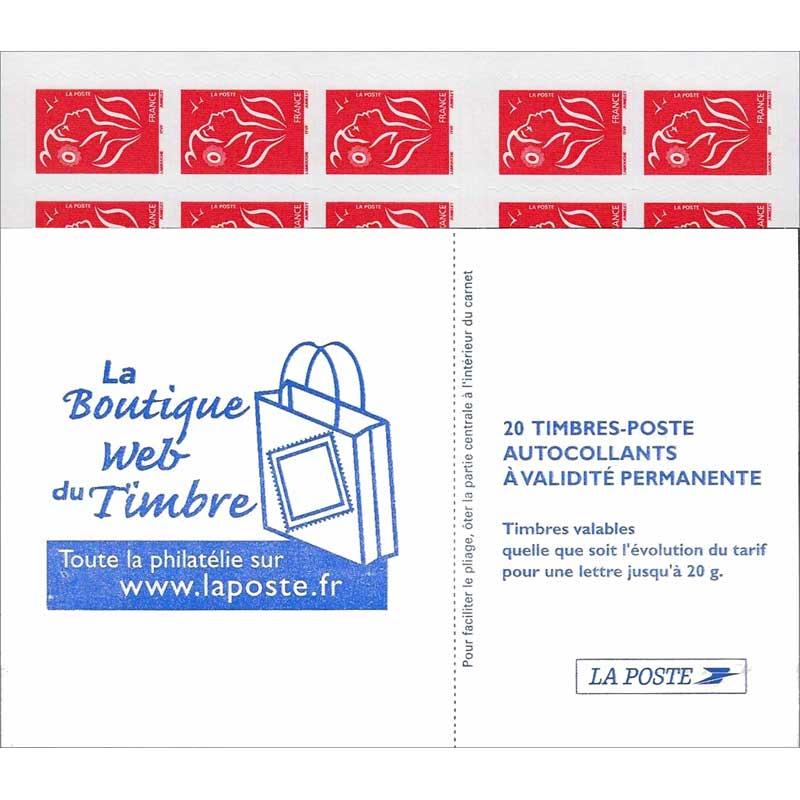 2005 La boutique web du timbre
