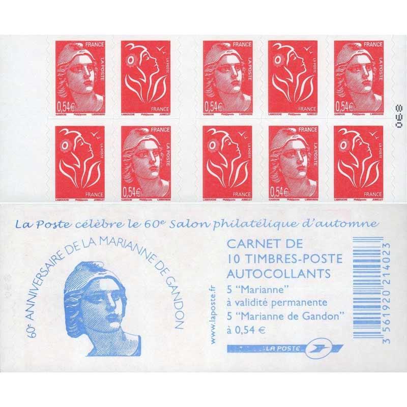 La Poste célèbre le 60e salon philatélique d'automne