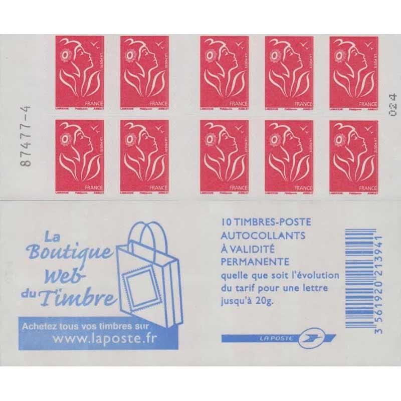 La boutique web du timbre