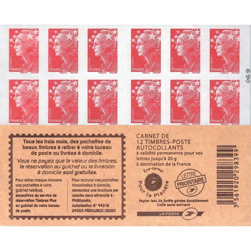 Tous les trois mois, des pochettes de beaux timbres à retirer à votre bureau de poste ou livrées à domicile