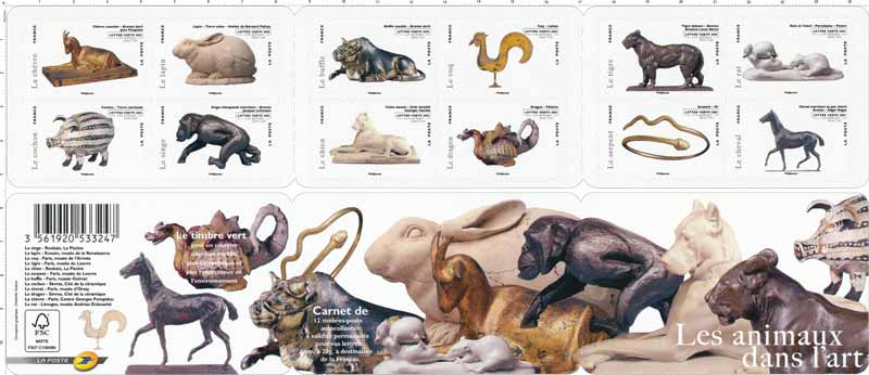 2013 Les animaux dans l'art