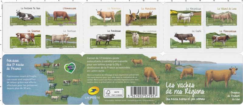 2014 Les vaches de nos régions