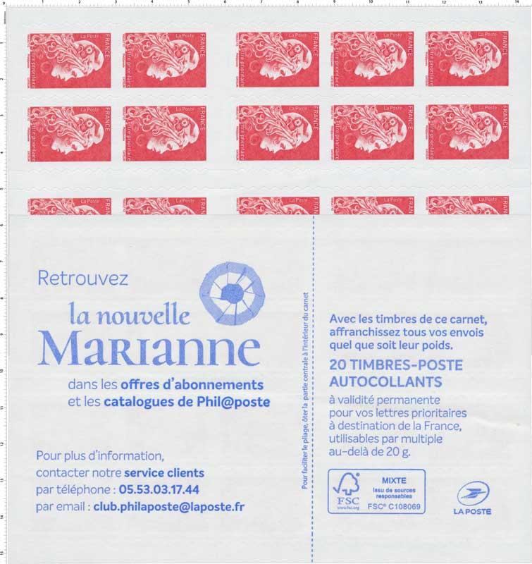 208 La nouvelle Marianne