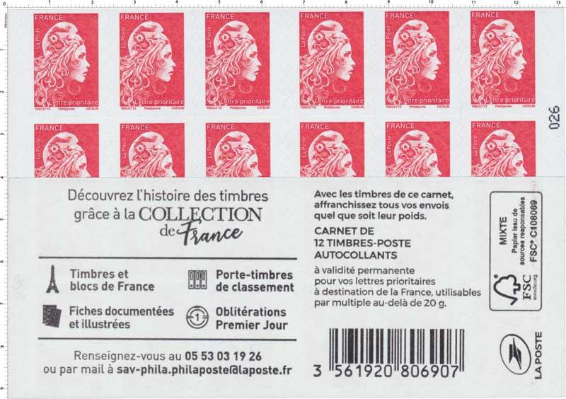 2020  Découvrez l'histoire des timbres grâce à la collection de France