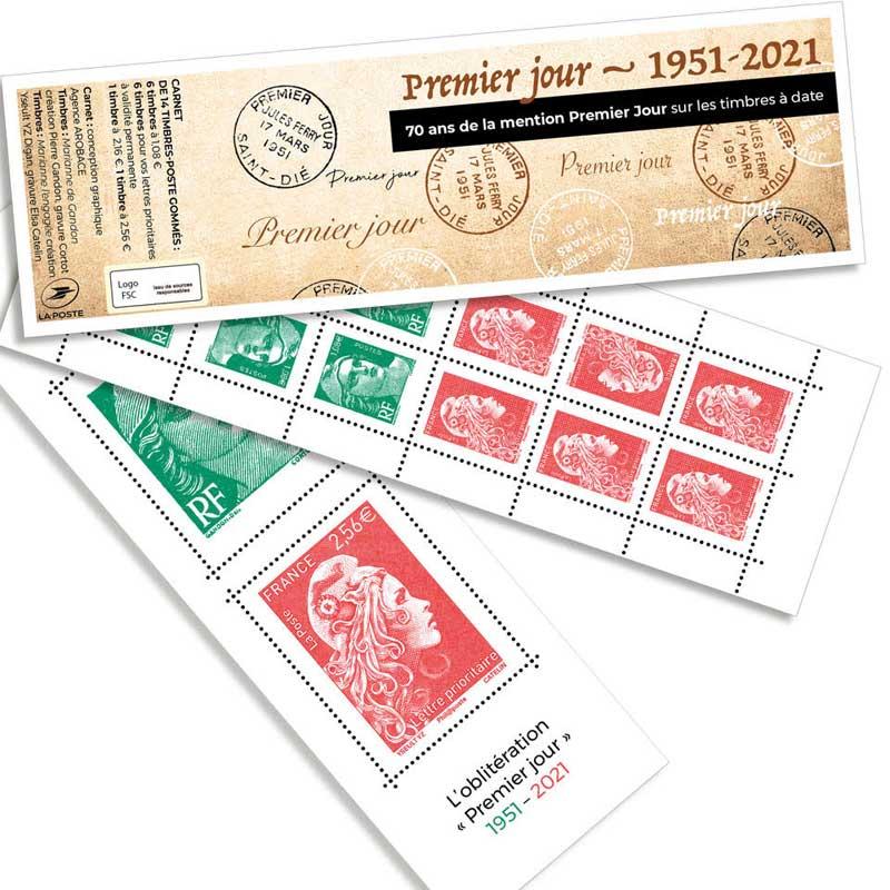 2021 Premier Jour 1951 - 2021