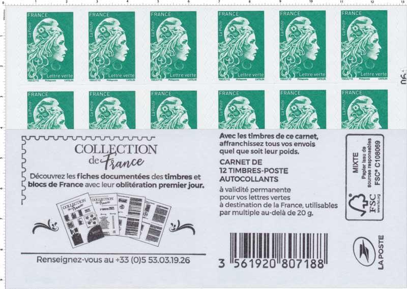 2021 COLLECTION DE FRANCE