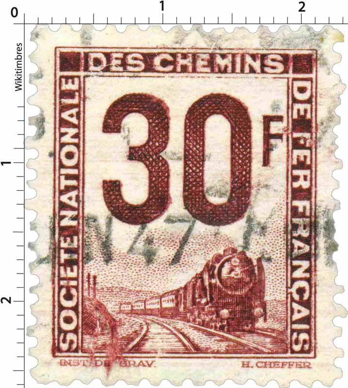 SOCIÉTÉ NATIONALE DES CHEMINS DE FER FRANÇAIS