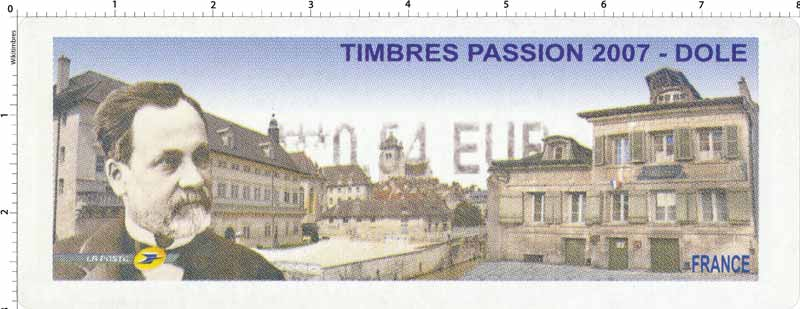 Timbres Passion 2007 DOLE