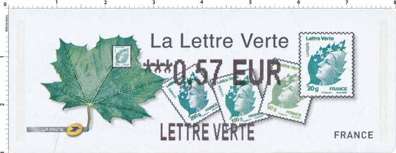La Lettre Verte