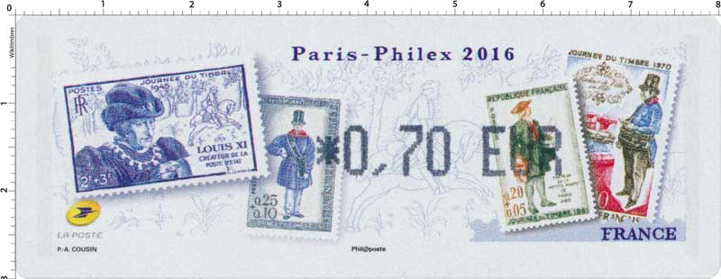 2016 Paris – Philex