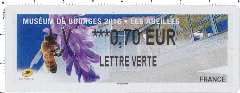 2016 Muséum de Bourges - Les abeilles