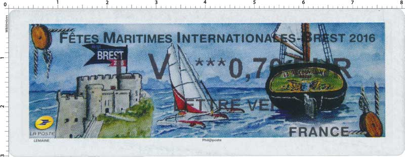 2016 Fêtes Maritimes Internationales