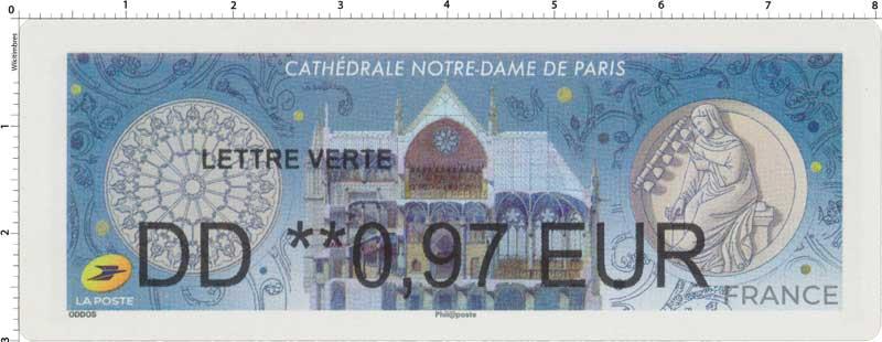 2020 CATHÉDRALE NOTRE-DAME DE PARIS