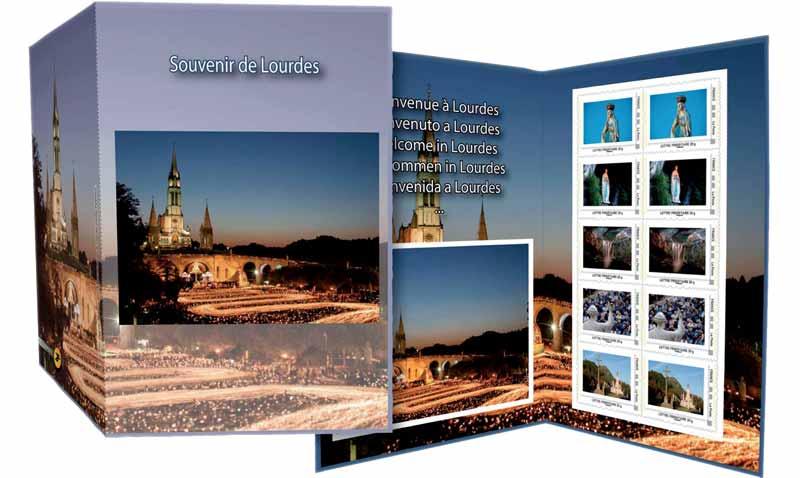 2008 Souvenir de Lourdes Bienvenue à Lourdes