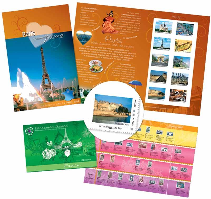 2009 La France comme j'aime - Paris