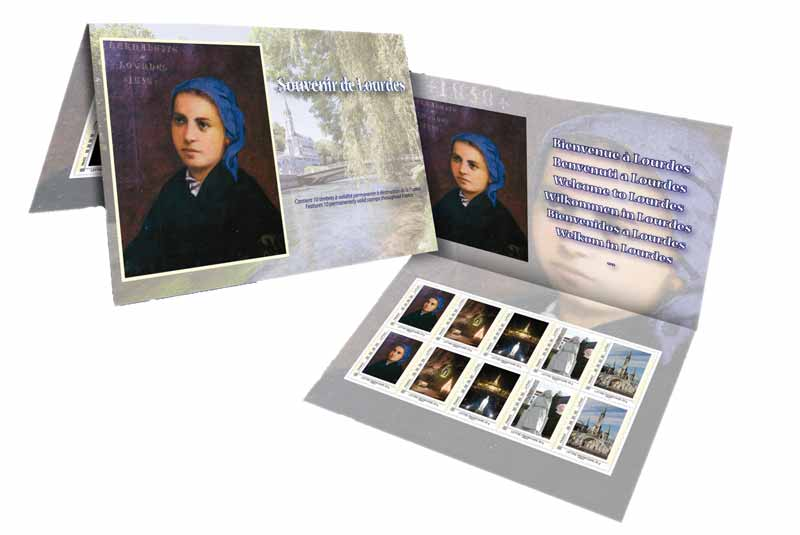 2009 Souvenir de Lourdes Bienvenue à Lourdes
