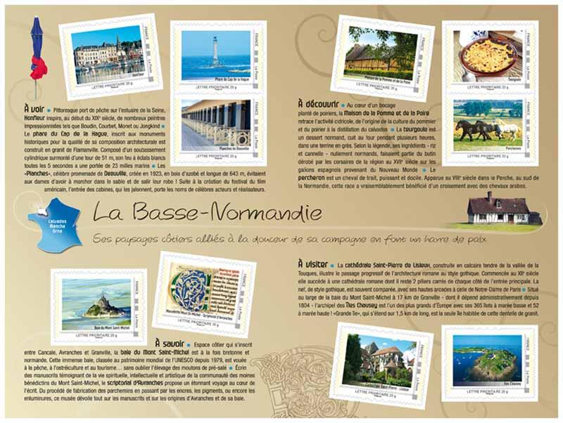 2010 La France comme j'aime - Basse-Normandie