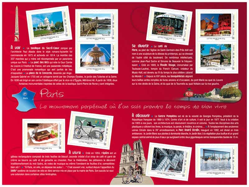 2010 La France comme j'aime - Paris