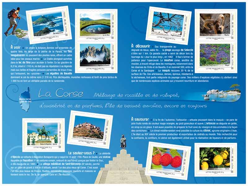 2010 La France comme j'aime - Corse