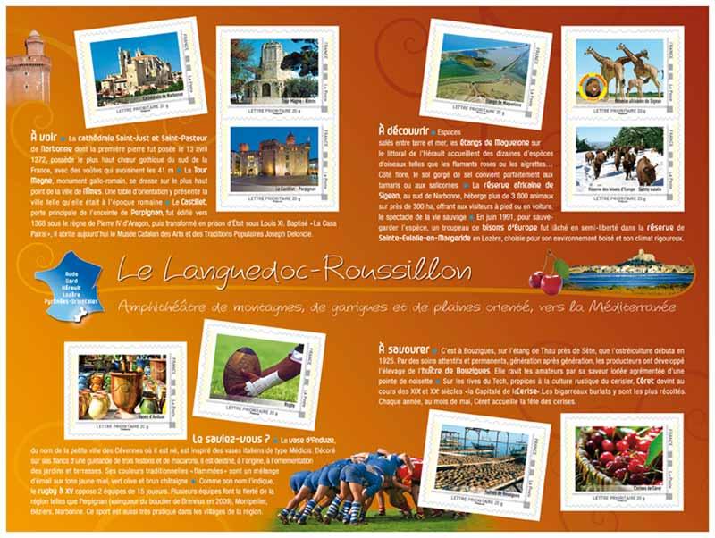 2010 La France comme j'aime - Languedoc-Roussillon