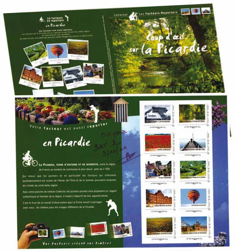2011 Coup d'œil sur la Picardie