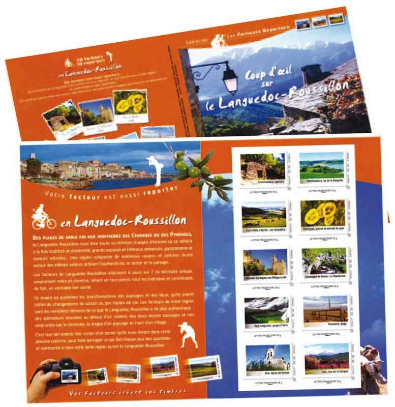 2011 Coup d'œil sur le Languedoc –Roussillon