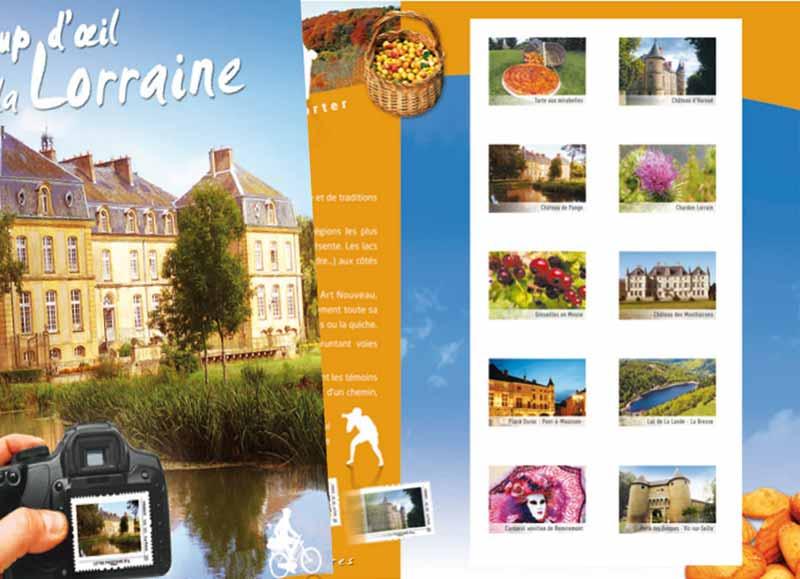 2012 Coup d'œil sur la Lorraine