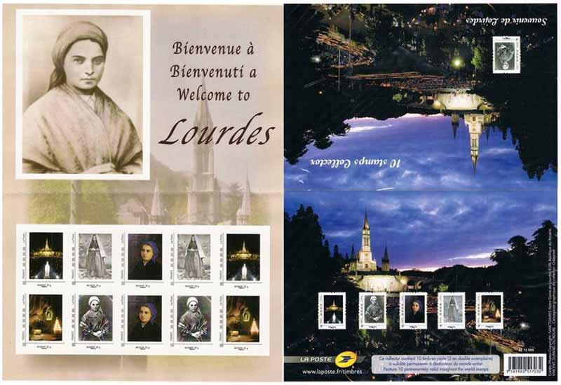 2012 Bienvenue à Lourdes