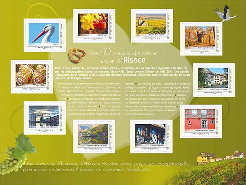 2012 La France comme j'aime - Alsace