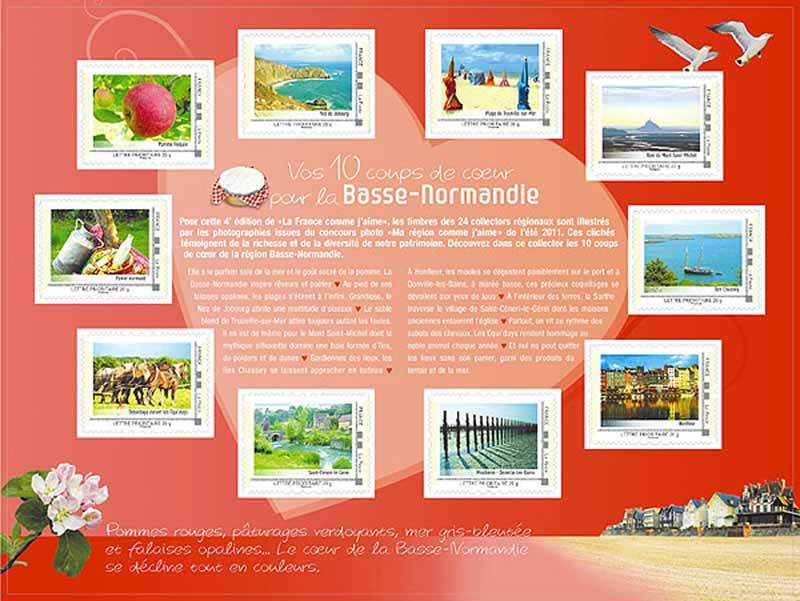 2012 Collector La France comme j'aime - Bourgogne