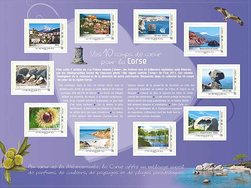 2012 La France comme j'aime - Franche-Comté