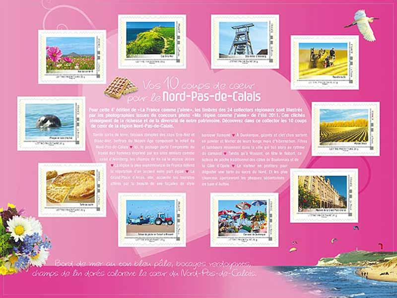 2012 La France comme j'aime - Nord-Pas-de-Calais