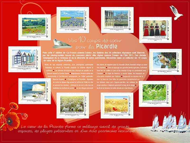2012 La France comme j'aime - Picardie