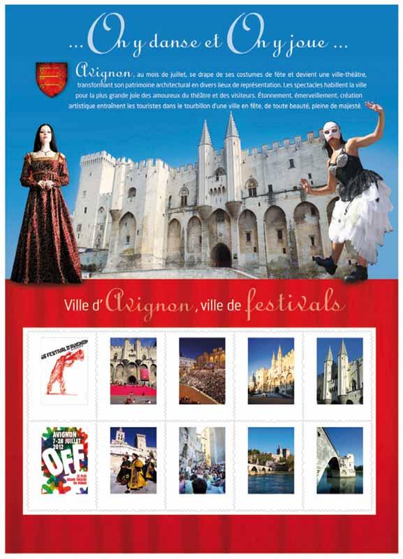 2012 Ville en fête : Avignon