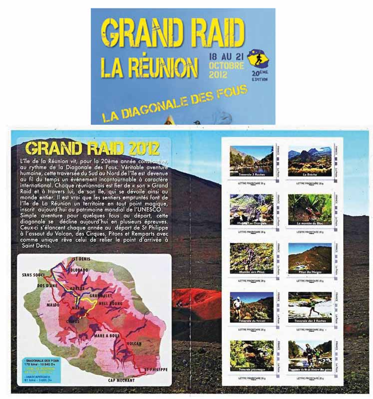 2012 Grand Raid La Réunion 2012