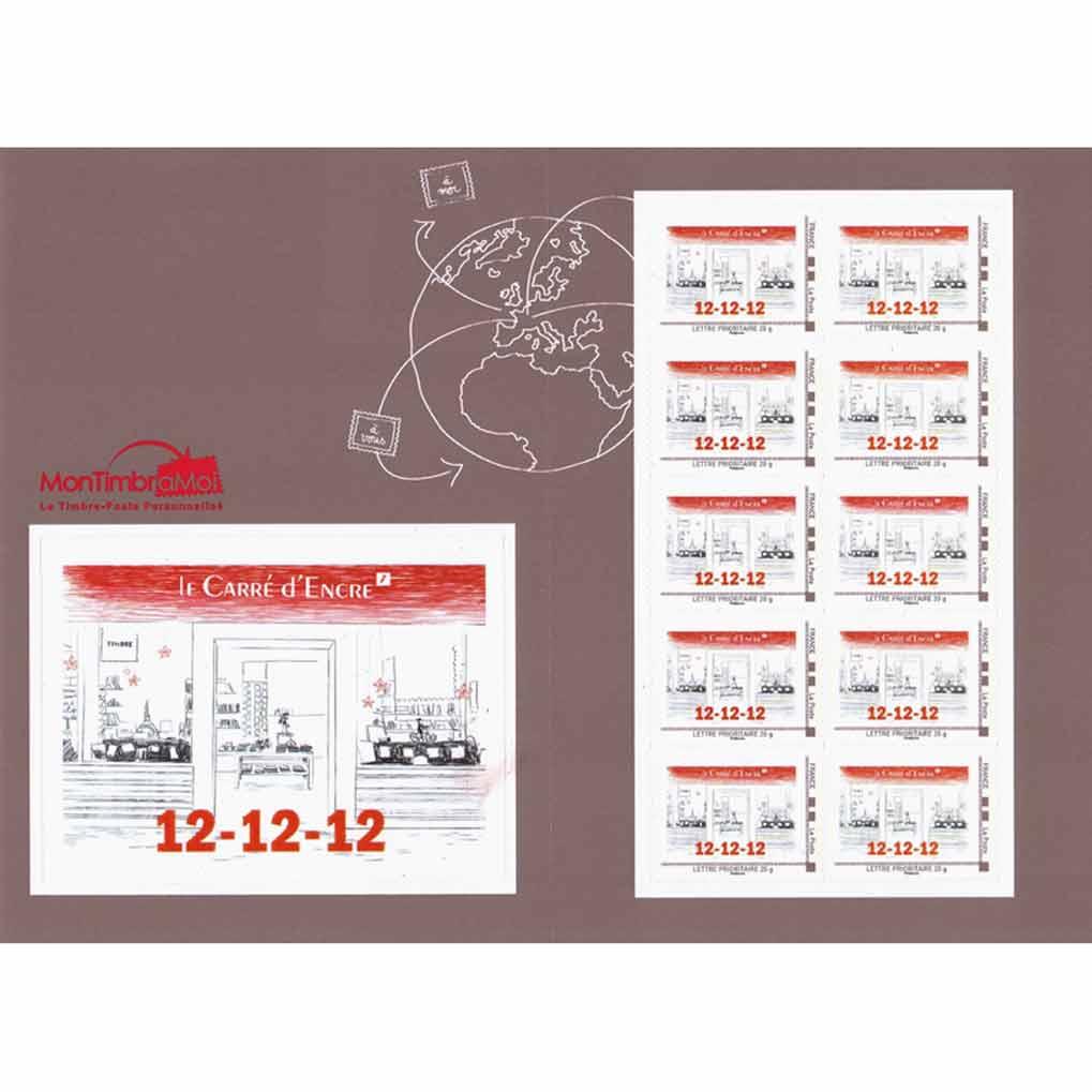 2012 carre d'encre 12-12-12