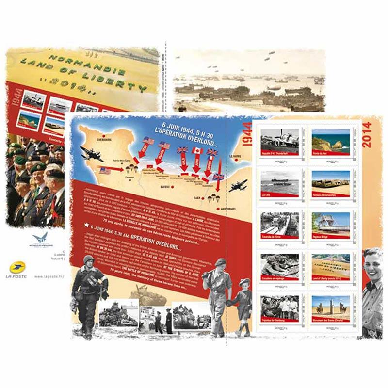 2013 70e anniversaire du Débarquement en Normandie