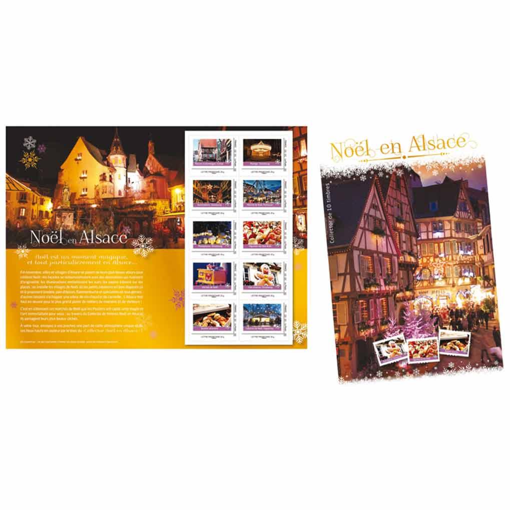 2013 Collector Noël en Alsace N° 1